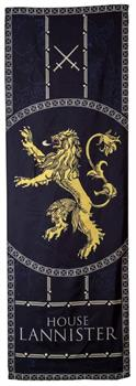 "Game of Thrones House Lannister 26""x78"" Sigil Door Banner"