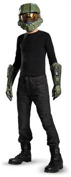 Halo Master Chief Costume Kit Child One Size