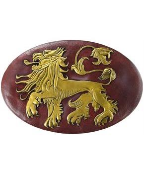 "Game of Thrones: Lannister Shield 8"" x 5"" Wall Plaque (SDCC'14 Exclusive)"