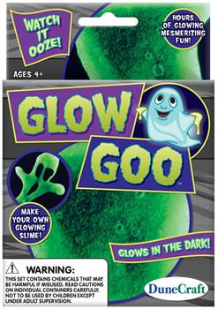 Glow Goo Science Kit