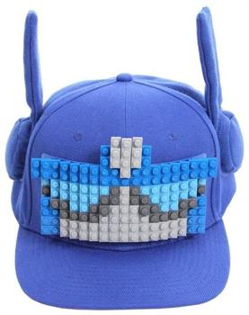 Transformers Optimus Prime Bricky Blocks Build On Snapback Hat