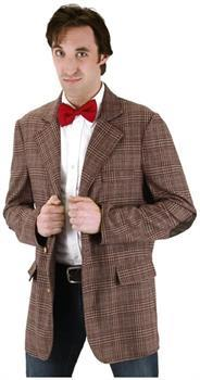 Doctor Who 11th Doctor Men's Costume Jacket