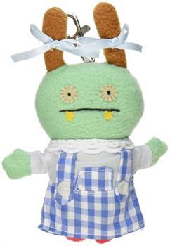 "Ugly Dolls Wizard of Oz 5"" Plush Clip-On: Moxy as Dorothy"