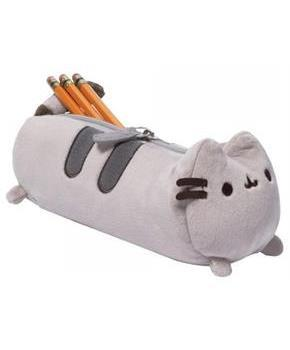 "Pusheen The Cat 8.5"" Zippered Plush Pencil Case"