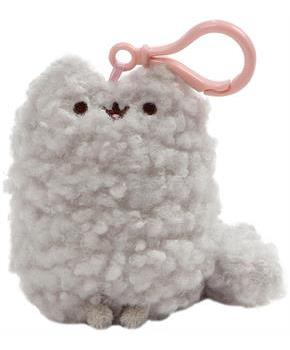 "Pusheen's Little Sister Stormy 5"" Plush Backpack Clip"