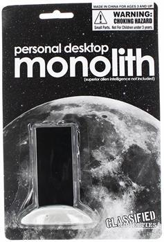 "2001: A Space Odyssey Monolith ""Action Figure"""