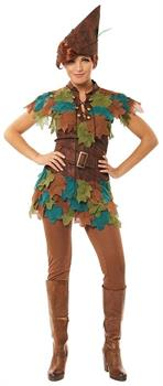 Peter Pan Women's Costume