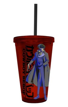 Cowboy Bebop Spike 16oz Travel Cup