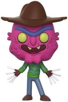 Rick and Morty Funko POP Vinyl Figure: Scary Terry