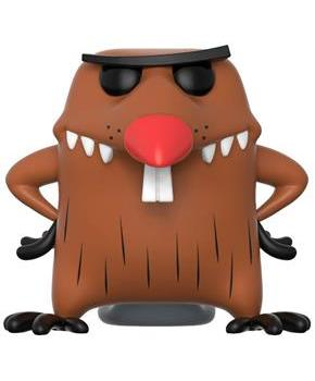 Nickelodeon Angry Beavers Funko POP Vinyl Figure: Daggett