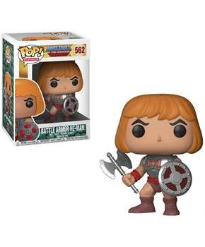 Masters of the Universe POP Vinyl Figure, Series 2: Battle Armor He-Man