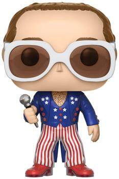 Elton John (Red White Blue) POP Vinyl Figure