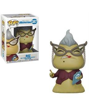 Monster's Inc. Funko POP Vinyl Figure: Roz