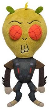 "Rick and Morty 8"" Funko Galactic Plushies: Krombopulos Michael"