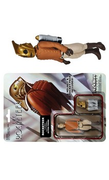 "The Rocketeer ReAction Funko 3.75"" Action Figure"