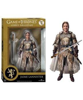 "Game of Thrones Funko Legacy 6"" Action Figure: Jamie Lannister"