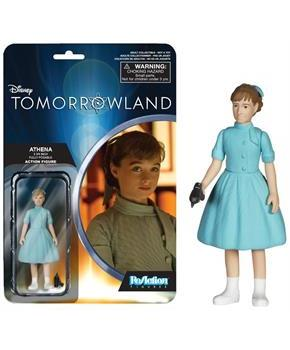 "Tomorrowland Funko 3 3/4"" ReAction Figure Athena"