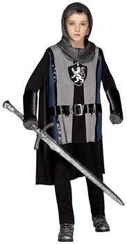 Lionheart Knight Child Costume