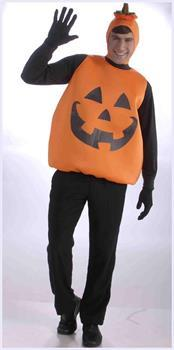 Men's The Pumpkin Humorous Adult Costume - One Size Fits Most