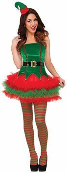 Sassy Elf Women's Christmas Costume