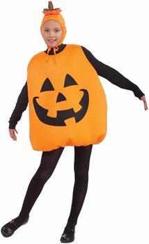 Boys The Pumpkin Humorous Child Costume - One Size Fits Most