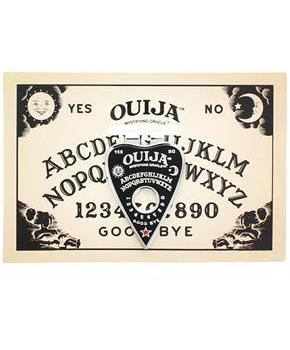 Ouija Board Money Clip