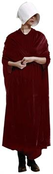 Handmaid's Tale Adult Costume Velour Robe and Hat | Dresses for Women