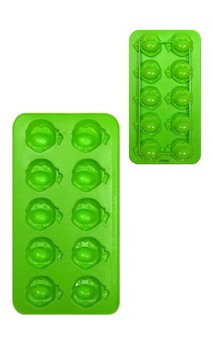 Teenage Mutant Ninja Turtles Head Ice Cube Tray