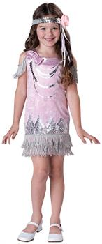 Fancy Flapper Child Costume