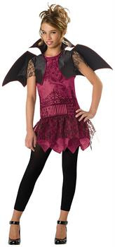 Twilight Trickster Vampire Tween Costume