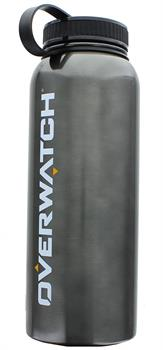 Overwatch Logo Stainless Steel Water Bottle