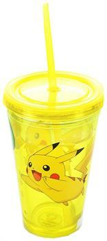 Pokemon Pikachu 16oz Carnival Cup with Lightning Confetti