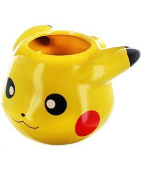 Pokemon Pikachu 16oz 3D Sculpted Mug
