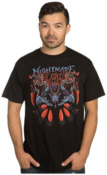 World of Warcraft: Legion Nightmare Lord Men's Tee (Black)