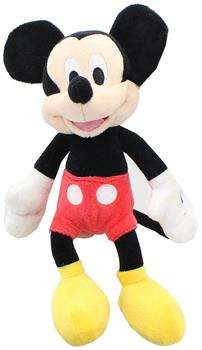 "Mickey Mouse Clubhouse 9"" Plush, Mickey"