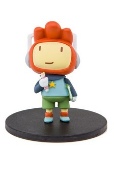 "Scribblenauts 2"" Figure: Maxwell with Pen"
