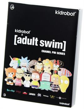 Adult Swim Blind Bag Enamel Pin Series, One Random