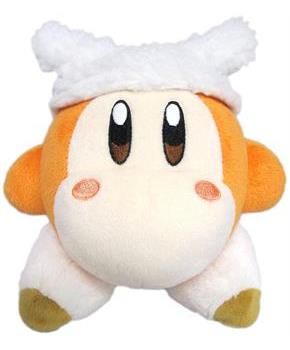 "Kirby's Adventure All Star 6"" Plush Collection: Waddle Dee Sheep"