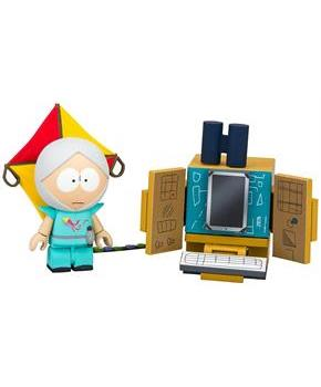 South Park Supercomputer 42-Piece Construction Set w/ Human Kite Kyle