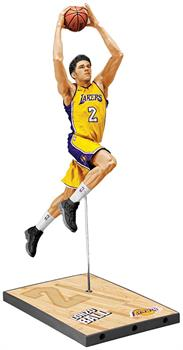 LA Lakers McFarlane NBA Series 32 Action Figure: Lonzo Ball