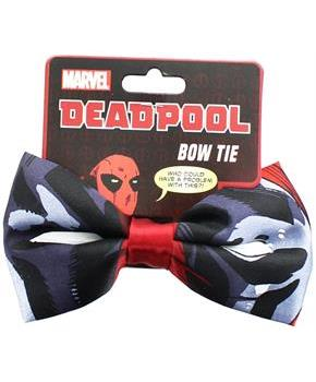 Marvel Deadpool Bow Tie