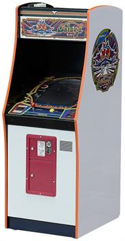 NAMCO Arcade Machine Collection, 1/12 Replica: Galaga