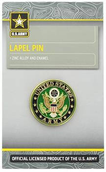 U.S. Army Eagle Logo Lapel Pin