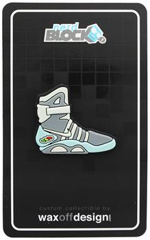 Back To The Future Marty Hightops Enamel Collector Pin