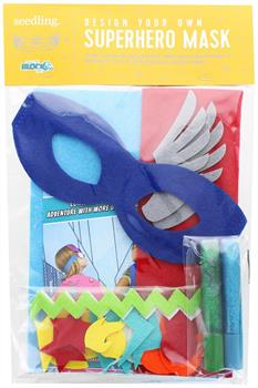 Design Your Own Superhero Mask Kit