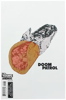 Doom Patrol #1 Comic Book