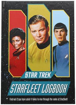 Star Trek Starfleet Logbook