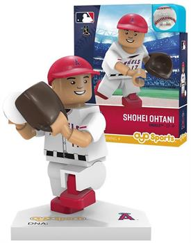"LA Angels OYO MLB Sports 3"" G4 Minifigure: Shohei Ohtani, Pitcher"