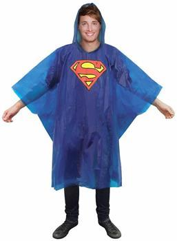 DC Comics Superman Hooded Rain Poncho