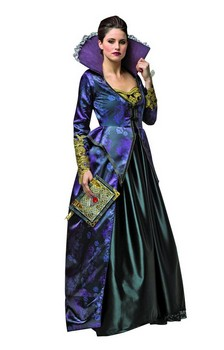 Once Upon A Time Evil Queen Adult Costume